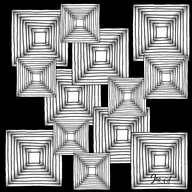 OpArt by Ina Sonnenmoser